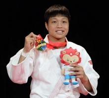 ′สุรัตนา ทองศรี′ ที่สุดจอมทุ่มอาเซียน กับแชมป์ยูโดหญิงซีเกมส์ 5 สมัยซ้อน