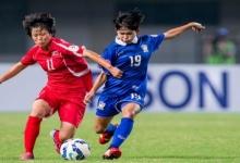 แข้งสาวไทย แพ้ โสมแดง 0-5 ประเดิมนัดแรดคัดศึกเอชีย!!