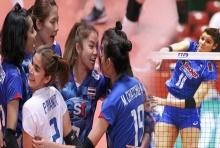 """สื่อเลี่ยนเตือน """"ไม่ควรประมาทตบสาวทีมชาติไทย"""