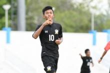 ศุภณัฏฐ์ ซัดชัยพาช้างศึก U15 เฉือนอินโดนีเซีย 1-0